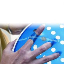 Progressive Hand Trainer is a progressive system for hand and finger strengthening
